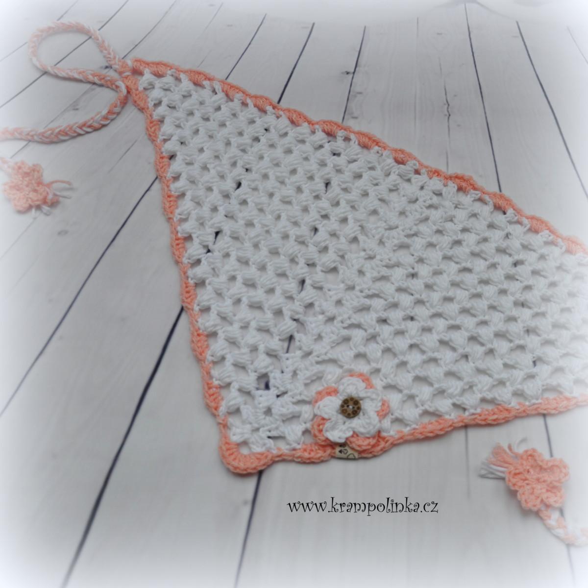 9a5355fd744 Pecičkový šátek – Krampolínka