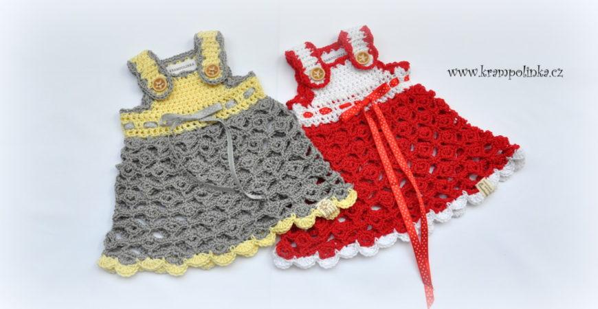 781c2f5a8c24 háčkované šaty – Krampolínka
